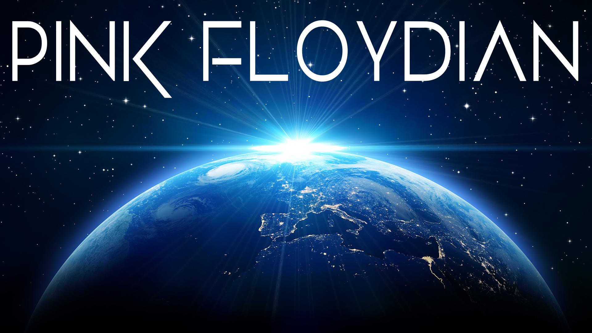 Pink Floydian new logo